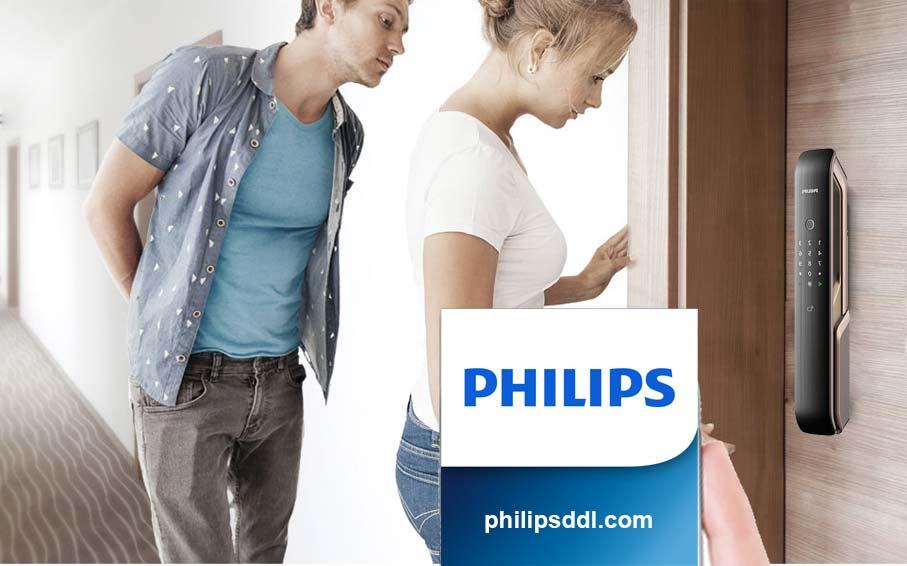 قفل الکترونیکی فیلیپس