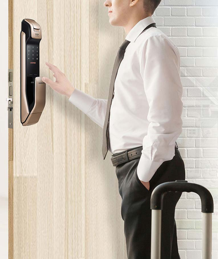 قفل هوشمند سامسونگ