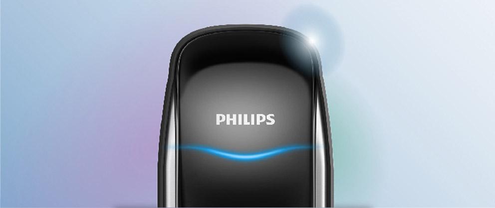 قفل اثر انگشتی فیلیپس