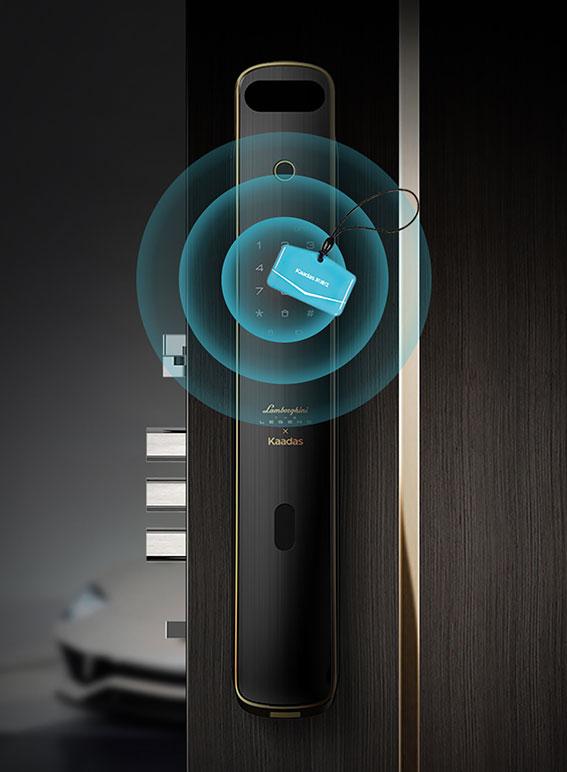 مزایای قفل رمزی